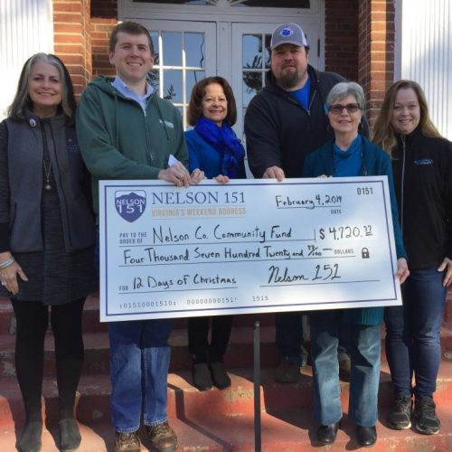 Check presentation to the NCCF