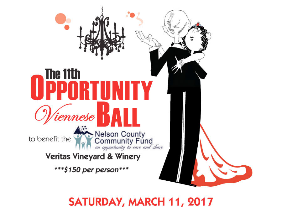 a Viennese Ball - Your opportunity to waltz and to give!